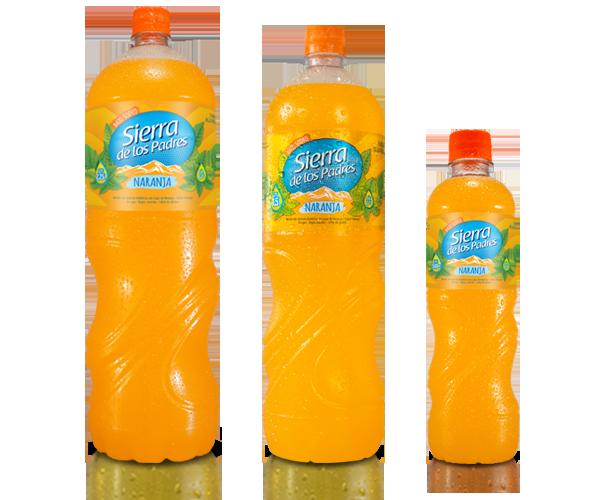 saborizadas naranja