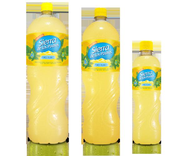 aguas saborizadas pomelo