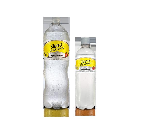 Gaseosa Línea Plata sabor Tónica