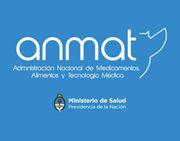 Logo de la ANMAT