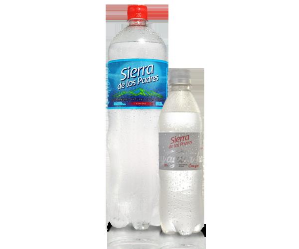 aguas con gas sierra de los padres